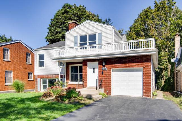 2047 Marston Lane, Flossmoor, IL 60422 (MLS #10587276) :: The Wexler Group at Keller Williams Preferred Realty