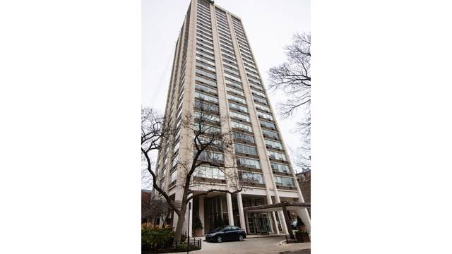 70 W Burton Place #1101, Chicago, IL 60610 (MLS #10587281) :: Property Consultants Realty