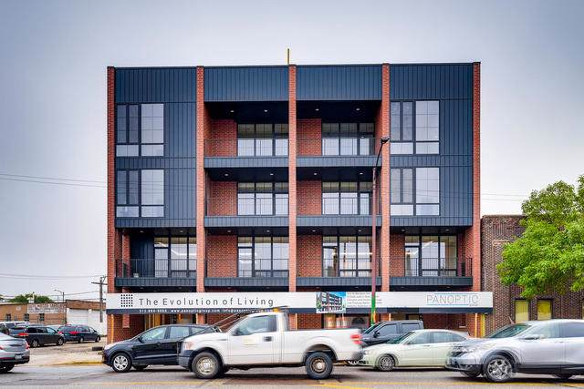 522 N Western Avenue #303, Chicago, IL 60612 (MLS #10587325) :: Property Consultants Realty