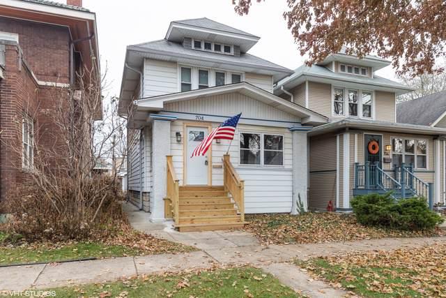 704 S Lombard Avenue, Oak Park, IL 60304 (MLS #10587349) :: Ryan Dallas Real Estate
