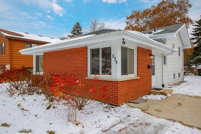 275 S Milton Avenue, Glen Ellyn, IL 60137 (MLS #10587351) :: The Wexler Group at Keller Williams Preferred Realty