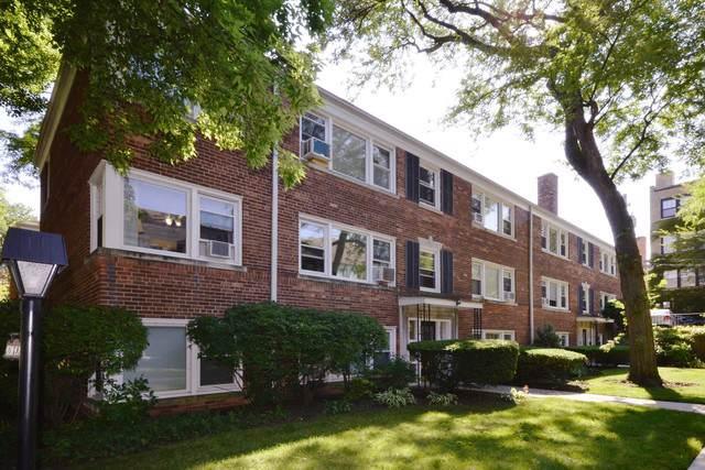 420 Elmwood Avenue 1E, Evanston, IL 60202 (MLS #10587352) :: Property Consultants Realty