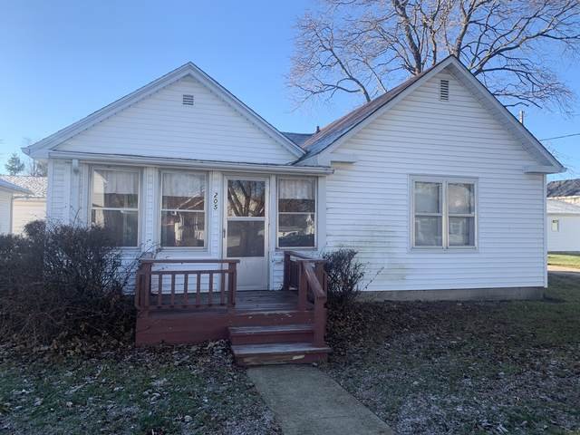 205 E Central Street, Buckley, IL 60918 (MLS #10587375) :: The Wexler Group at Keller Williams Preferred Realty