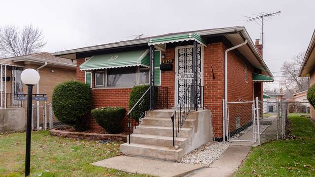 11750 S Elizabeth Street, Chicago, IL 60643 (MLS #10587378) :: Property Consultants Realty