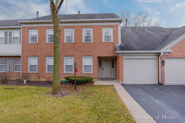 1303 Pennwood Court C2, Schaumburg, IL 60193 (MLS #10587392) :: Ani Real Estate
