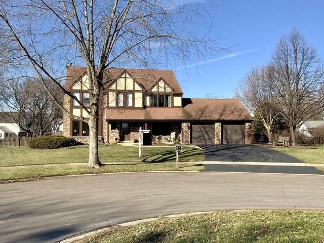 915 Lindrick Court, Naperville, IL 60563 (MLS #10587448) :: Angela Walker Homes Real Estate Group