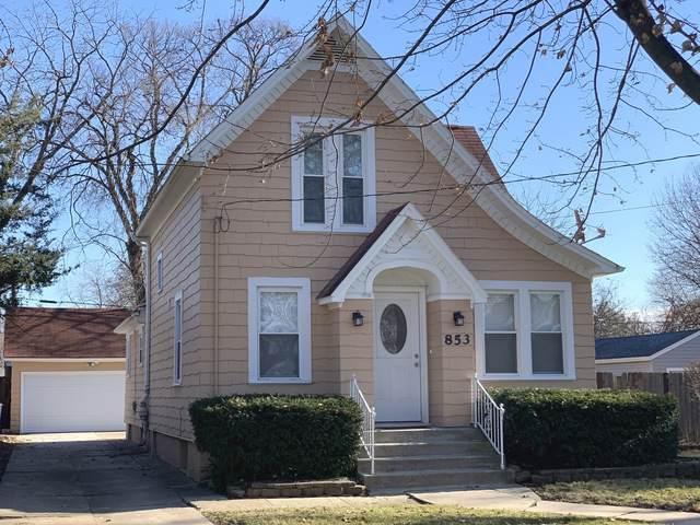 853 Saint John Street, Elgin, IL 60120 (MLS #10587452) :: The Mattz Mega Group