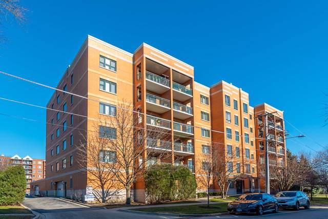 1636 Ashland Avenue #207, Des Plaines, IL 60016 (MLS #10587497) :: The Mattz Mega Group
