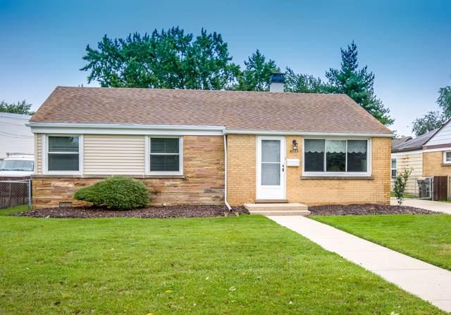 9323 National Avenue, Morton Grove, IL 60053 (MLS #10587516) :: Helen Oliveri Real Estate