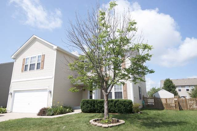 15772 Rolland Drive, Manhattan, IL 60442 (MLS #10587538) :: Property Consultants Realty