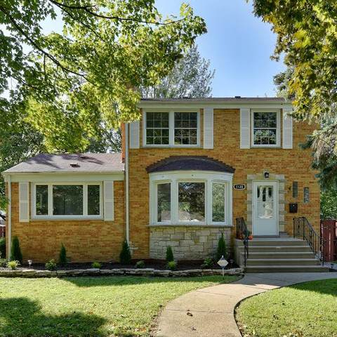 1120 Hull Avenue, Westchester, IL 60154 (MLS #10587539) :: Angela Walker Homes Real Estate Group