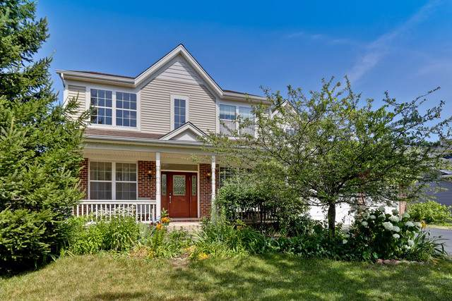 2358 Bluewater Drive, Wauconda, IL 60084 (MLS #10587552) :: Angela Walker Homes Real Estate Group