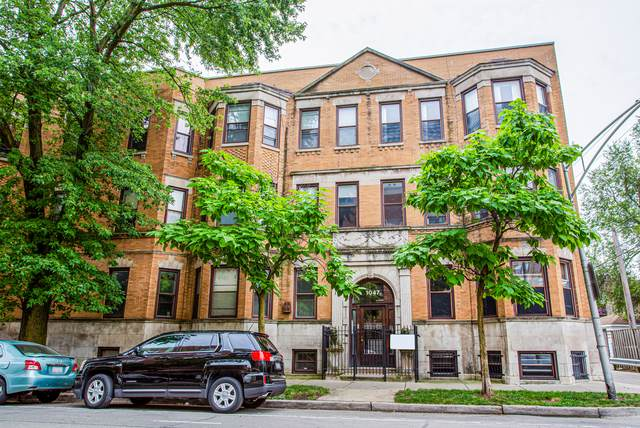 1047 W Leland Avenue 1E, Chicago, IL 60640 (MLS #10587591) :: Lewke Partners