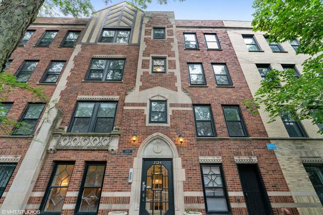 2124 N Hudson Avenue #303, Chicago, IL 60614 (MLS #10587601) :: Property Consultants Realty