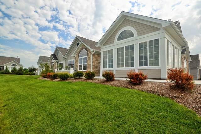 2550 Verdi Street 31-B, Woodstock, IL 60098 (MLS #10587620) :: Angela Walker Homes Real Estate Group