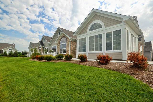 2550 Verdi Street 31-B, Woodstock, IL 60098 (MLS #10587620) :: John Lyons Real Estate