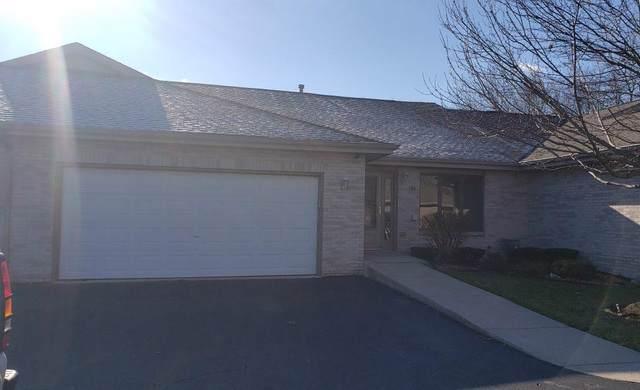 186 Batson Court, New Lenox, IL 60451 (MLS #10587626) :: Ryan Dallas Real Estate