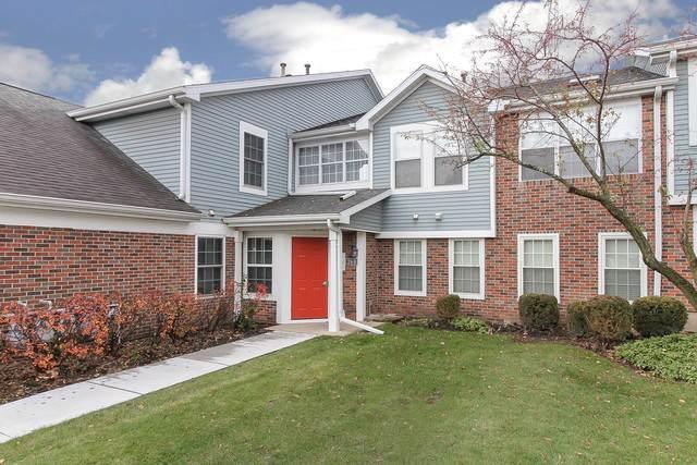 268 W Lynn Drive 7-1A, Palatine, IL 60067 (MLS #10587639) :: Helen Oliveri Real Estate