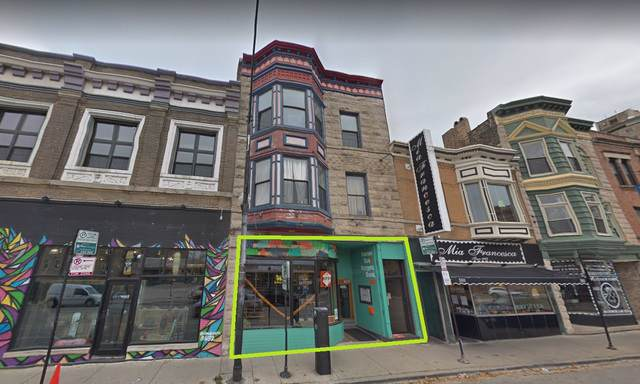 3313 Clark Street, Chicago, IL 60657 (MLS #10587660) :: Property Consultants Realty