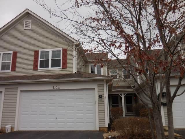 1106 Horizon Drive A, Bartlett, IL 60103 (MLS #10587672) :: LIV Real Estate Partners