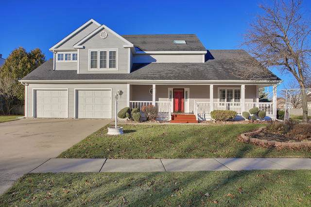 2903 Timbergate Road, Champaign, IL 61822 (MLS #10587679) :: Ryan Dallas Real Estate
