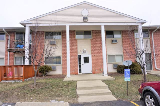 690 Marilyn Avenue #205, Glendale Heights, IL 60139 (MLS #10587685) :: Touchstone Group