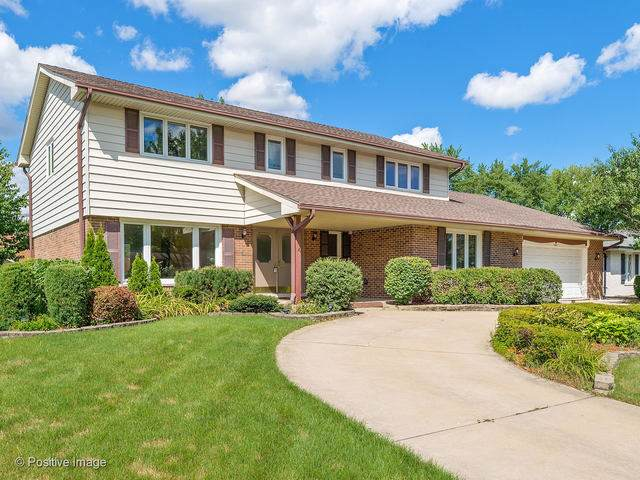 206 Chaucer Court, Willowbrook, IL 60527 (MLS #10587728) :: Lewke Partners