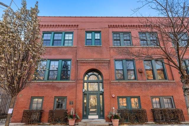1335 W Altgeld Street 1B, Chicago, IL 60614 (MLS #10587732) :: Property Consultants Realty