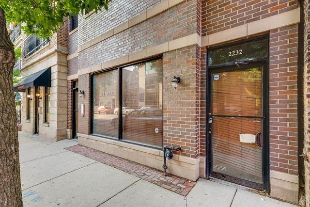 2232 Belmont Avenue #1, Chicago, IL 60618 (MLS #10587764) :: Touchstone Group