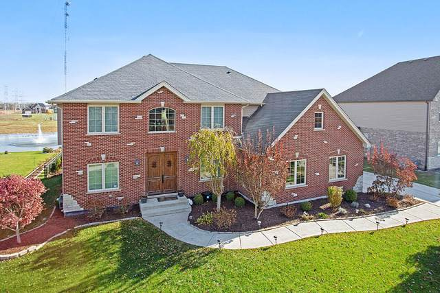 12945 Waterford Drive, Lemont, IL 60439 (MLS #10587771) :: The Wexler Group at Keller Williams Preferred Realty
