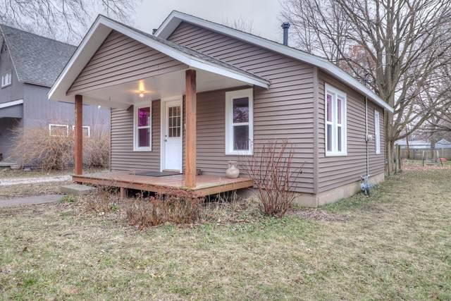409 E Mcclelland Street, MONTICELLO, IL 61856 (MLS #10587810) :: Littlefield Group