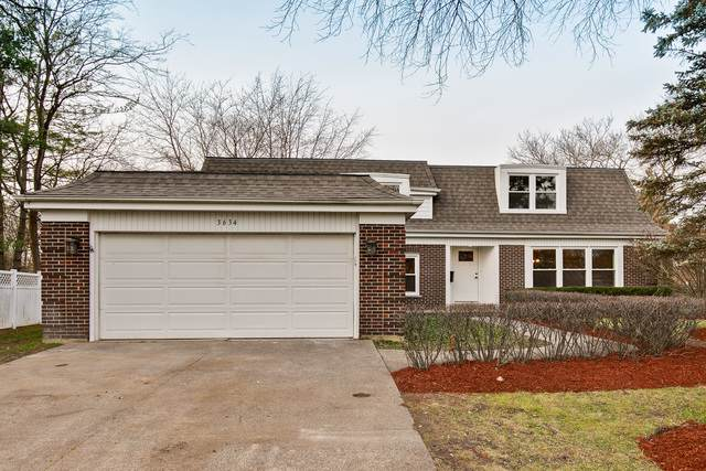 3634 Maple Leaf Drive, Glenview, IL 60026 (MLS #10587813) :: Property Consultants Realty