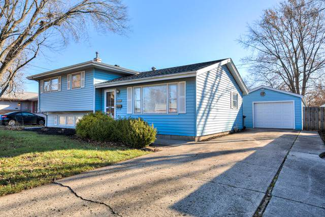 1309 E Fairlawn Drive, Urbana, IL 61801 (MLS #10587845) :: Ryan Dallas Real Estate