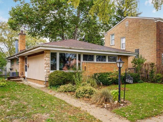 8330 Harding Avenue, Skokie, IL 60076 (MLS #10587880) :: Ani Real Estate