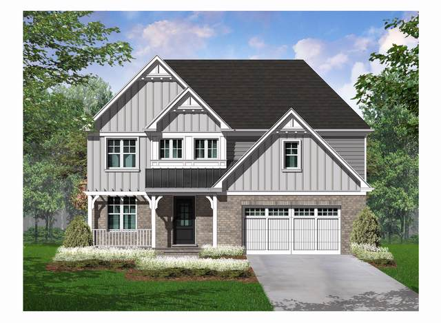 7211 Lakeside (Lot 4) Circle, Burr Ridge, IL 60527 (MLS #10587906) :: The Wexler Group at Keller Williams Preferred Realty