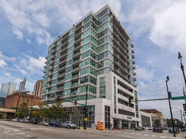 50 E 16th Street #1313, Chicago, IL 60616 (MLS #10587917) :: Touchstone Group