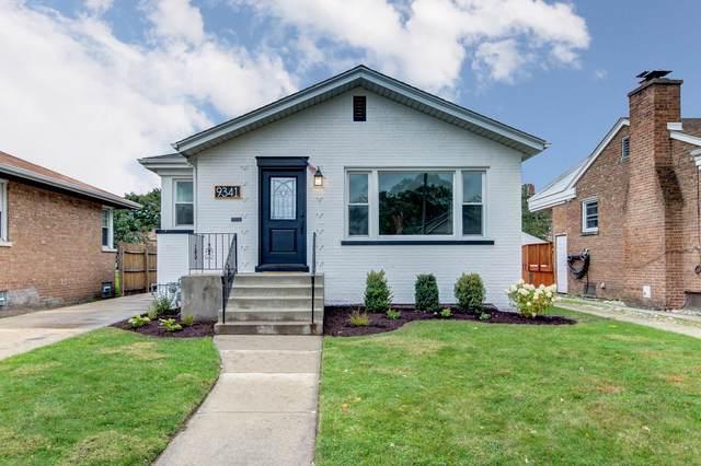 9341 S Hamlin Avenue, Evergreen Park, IL 60805 (MLS #10587943) :: The Perotti Group | Compass Real Estate