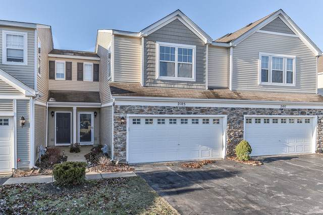 2105 Limestone Lane, Carpentersville, IL 60110 (MLS #10587988) :: The Perotti Group | Compass Real Estate