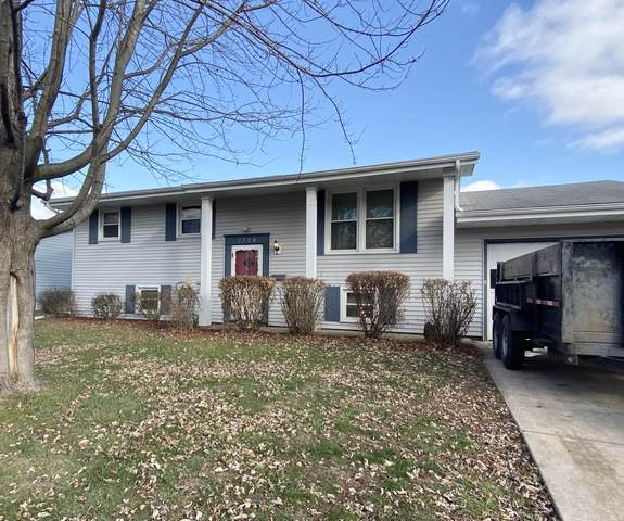 1740 Gleason Drive, Rantoul, IL 61866 (MLS #10588032) :: Ryan Dallas Real Estate