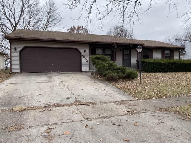 2004 Park Ridge Drive, Urbana, IL 61802 (MLS #10588042) :: Littlefield Group