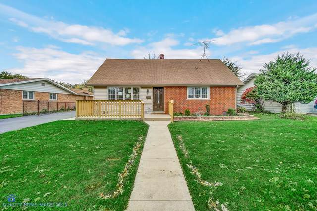 7054 Oxford Street, Bridgeview, IL 60455 (MLS #10588054) :: The Wexler Group at Keller Williams Preferred Realty