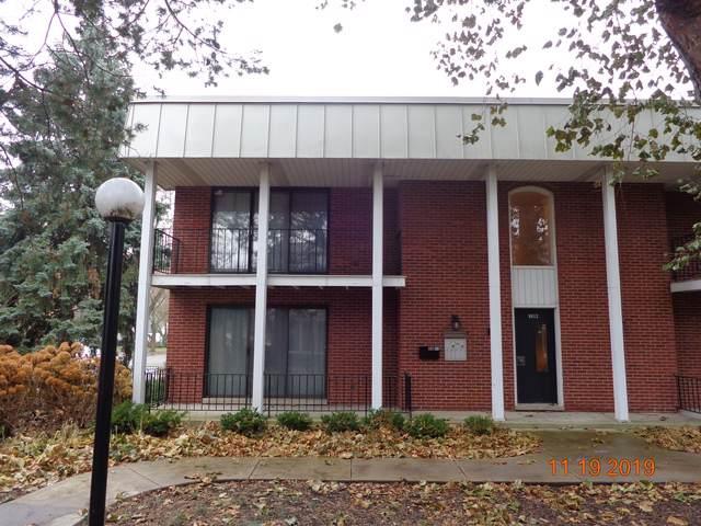 9812 S Karlov Avenue C, Oak Lawn, IL 60453 (MLS #10588055) :: The Wexler Group at Keller Williams Preferred Realty