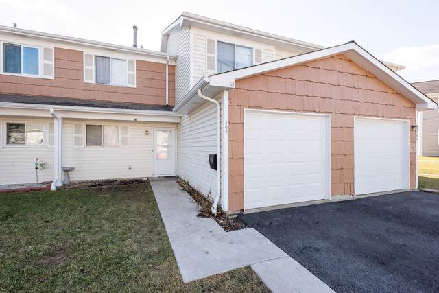 464 Esselen Court #464, Carol Stream, IL 60188 (MLS #10588063) :: The Wexler Group at Keller Williams Preferred Realty