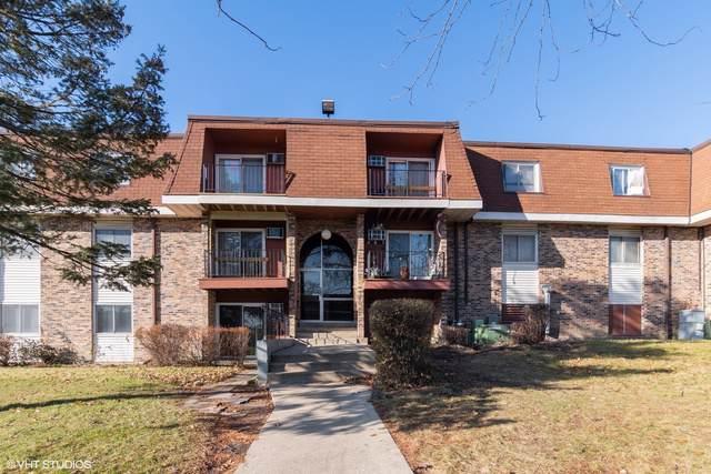 1160 Valley Lane #108, Hoffman Estates, IL 60169 (MLS #10588091) :: Lewke Partners