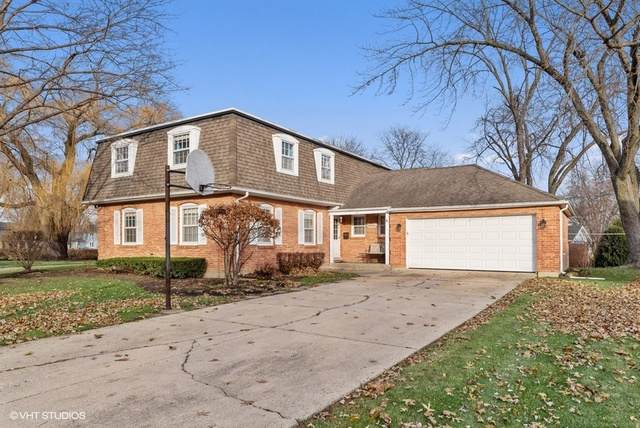 747 N Willow Wood Drive, Palatine, IL 60074 (MLS #10588093) :: Touchstone Group