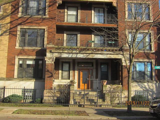 4361 S Greenwood Avenue 2N, Chicago, IL 60653 (MLS #10588101) :: Lewke Partners