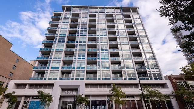 1819 S Michigan Avenue #1101, Chicago, IL 60616 (MLS #10588119) :: Touchstone Group