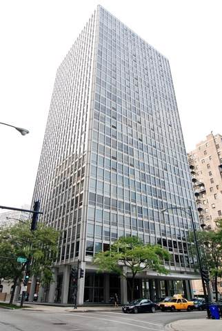 2400 N Lakeview Avenue #901, Chicago, IL 60614 (MLS #10588143) :: Ani Real Estate