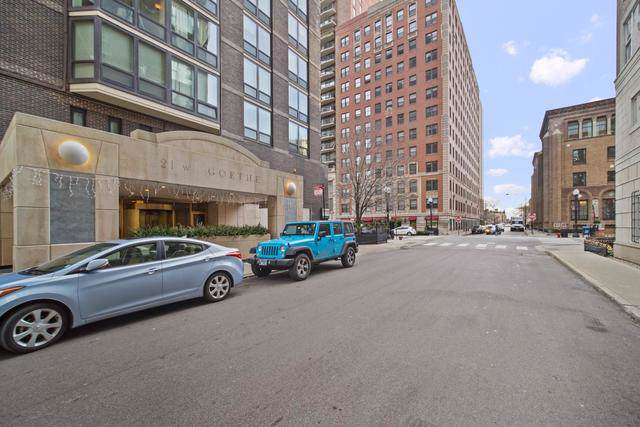 21 W Goethe Street 7K, Chicago, IL 60610 (MLS #10588147) :: Property Consultants Realty