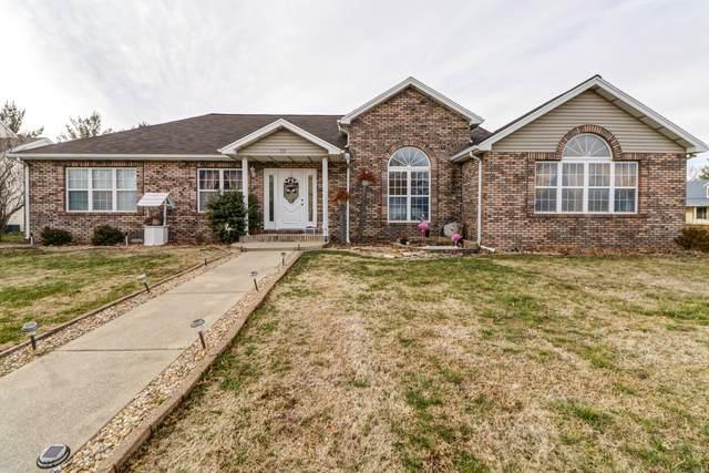513 Laurel Drive, ST. JOSEPH, IL 61873 (MLS #10588192) :: Ryan Dallas Real Estate
